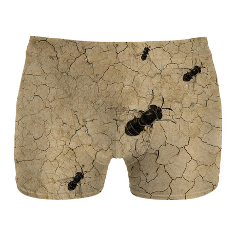 Lord Of The Flies Boxer Brief // Multi
