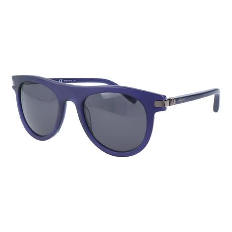 Men's SF787S Sunglasses // Matte Blue