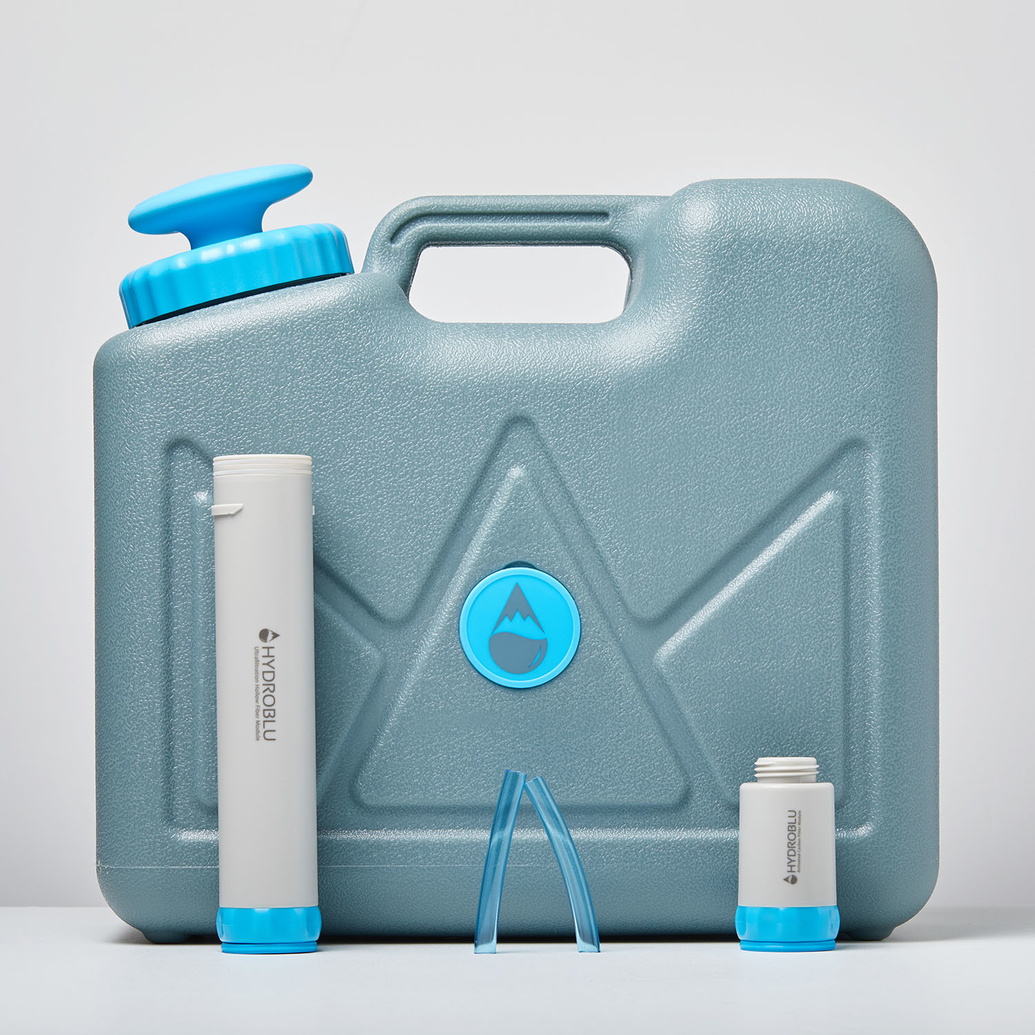 Pressurized Jerry Can Water Filter Hydroblu Touch Of