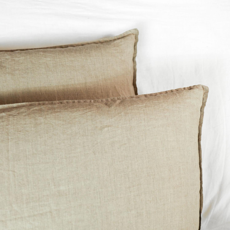 pillow sham set nature standard size primary goods. Black Bedroom Furniture Sets. Home Design Ideas