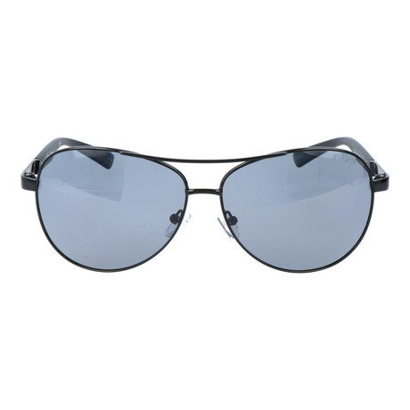 Curved Bar Aviator // Black