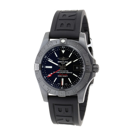 Breitling Avenger II GMT Automatic // M3239010/BF04 // Unworn