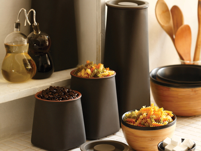 Photo of Jia Culture-Driven Kitchenware Abundance // Airtight Canister (Small) by Touch Of Modern