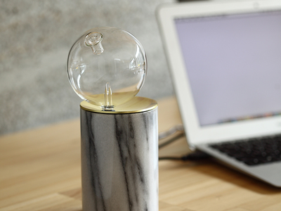 Photo of Jia Culture-Driven Kitchenware Aroma // Aureole Cold Air Diffuser (Square) by Touch Of Modern