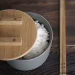 Kkini // Bowl + Chopsticks Set