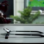 DISC // Calligraphy // Chopsticks + Spoon Set