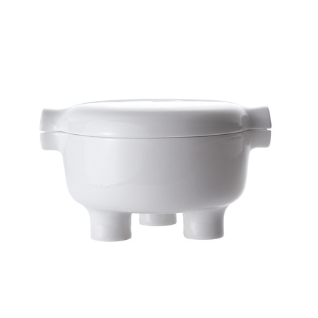 Ding // Bowl (White)