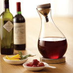 Family Belongings // HULU Red Wine Decanter