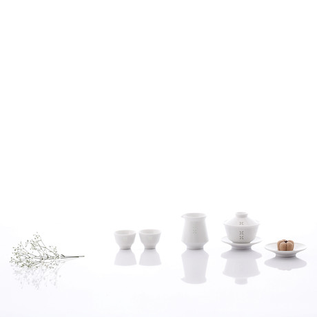 Rice // Tea Set