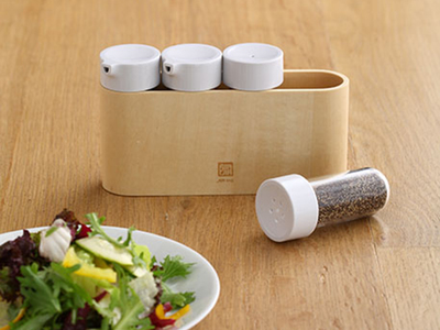 Photo of Jia Culture-Driven Kitchenware Taste // Condiment Set // Western by Touch Of Modern