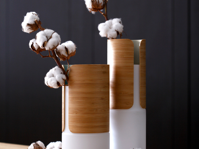 Jia Culture-Driven Kitchenware Transit // Vase (25.8cm) by Touch Of Modern - Denver Outlet