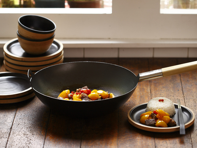 Photo of Jia Culture-Driven Kitchenware Wok by Touch Of Modern