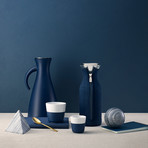 Vacuum Jug // Tall (Marble Grey)
