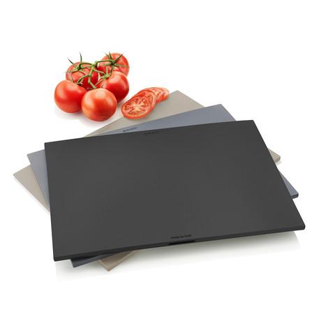 Chopping Board // Set of 3 + Holder