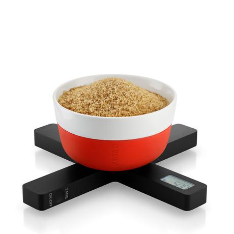 Digital Kitchen Scale // Black