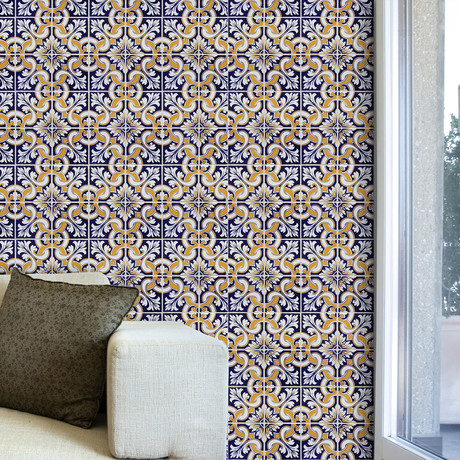 Talavera Tiles (Set of 6)