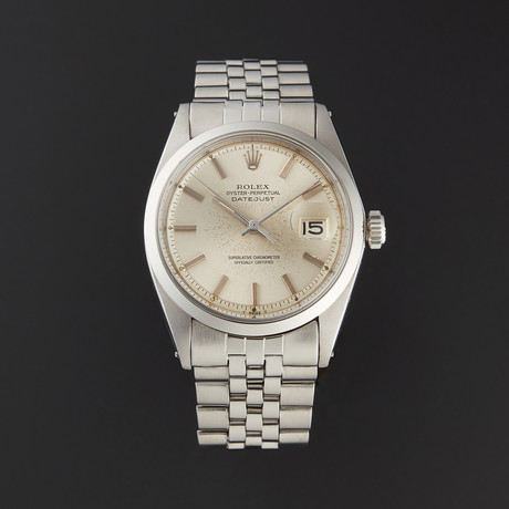 Rolex Datejust Automatic // 1600 // Pre-Owned