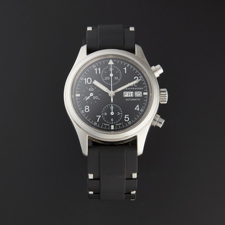 IWC Der Flieger Chronograph Automatic // IW3706-03 // Pre-Owned