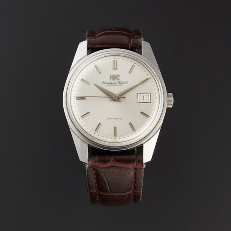 IWC Gents Automatic // Pre-Owned