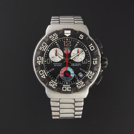 Tag Heuer Formula 1 Chronograph Quartz // CAC1110 // Pre-Owned