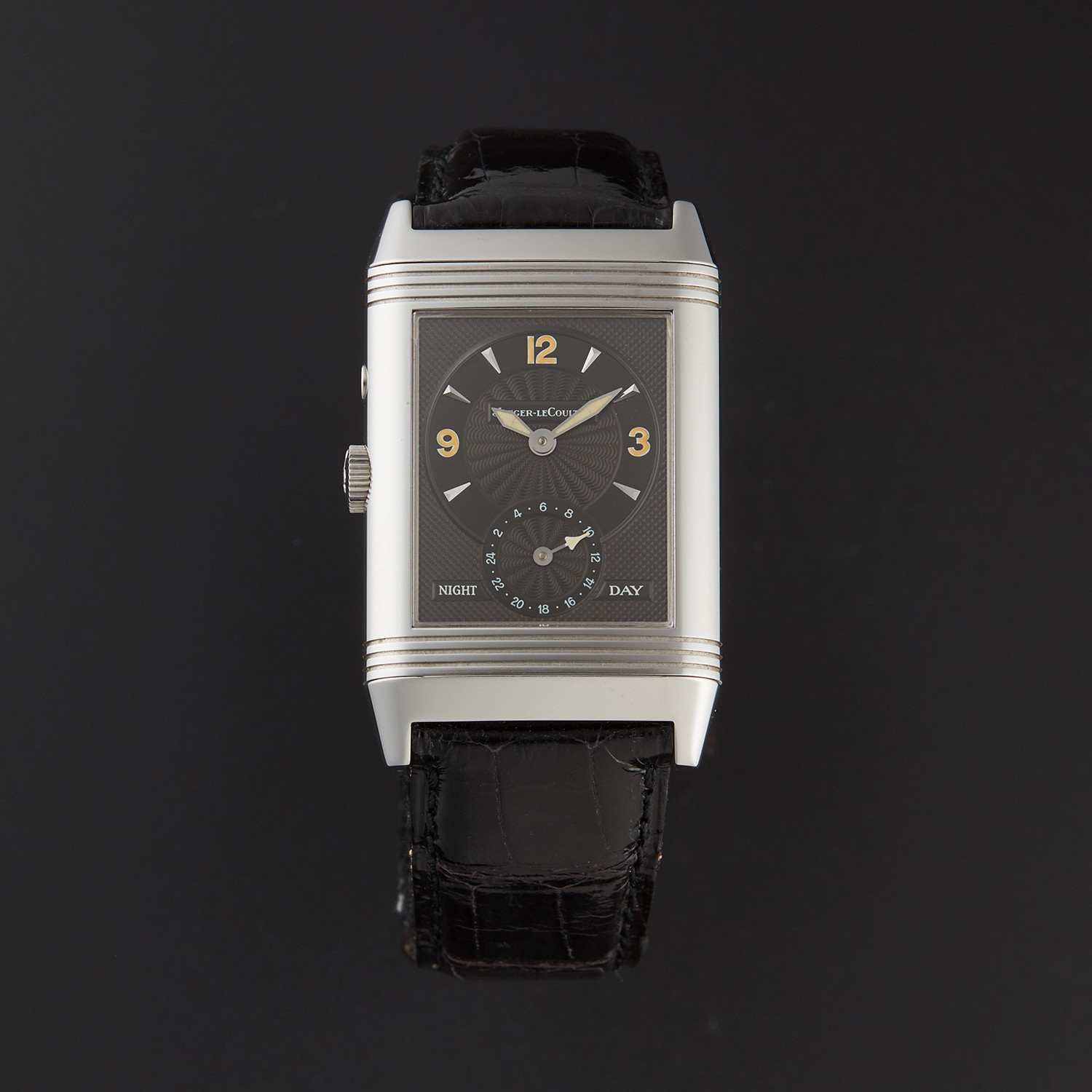 69ec94101b61 Jaeger LeCoultre Day Night Reverso Manual Wind    270.8.54    Pre ...