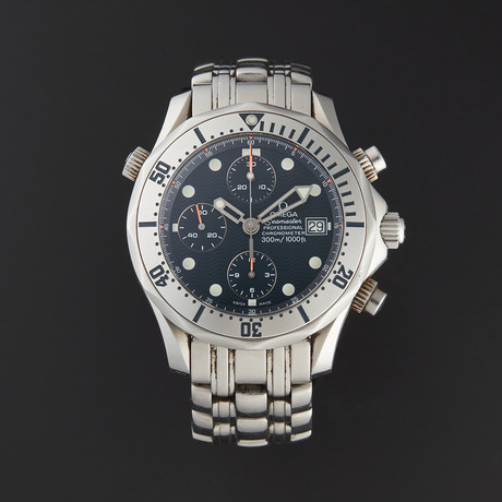 Omega Seamaster Chronograph Automatic // 2598.8 // Pre-Owned