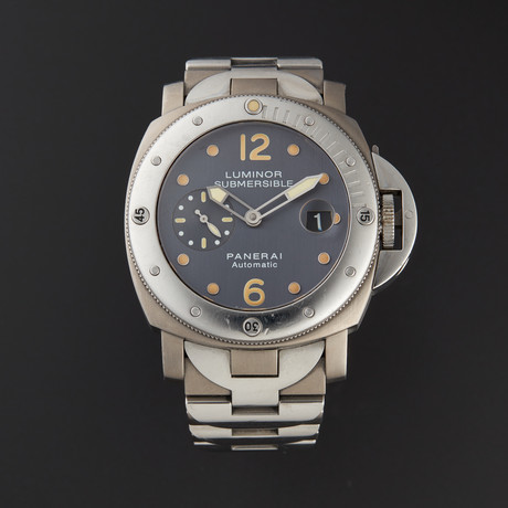Panerai Luminor Submersible Automatic // PAM00170 // Pre-Owned