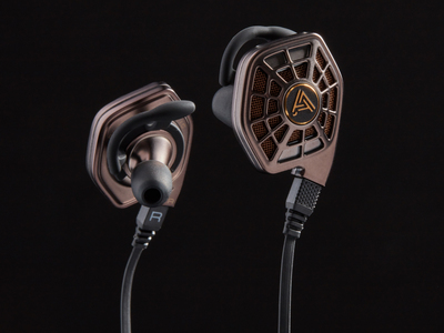 Photo of Audeze Premium Headphones iSINE 20 In-Ear Headphones (Standard Cable Only) by Touch Of Modern