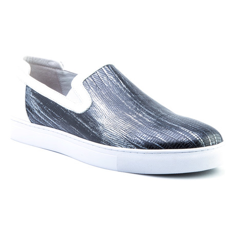 Bogart Slip-On // White