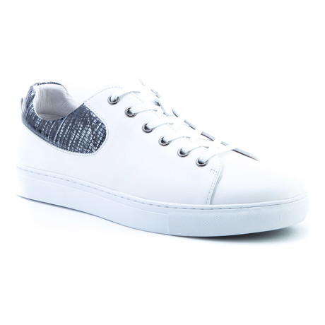 Robinson Low-Top Sneaker // White (US: 8)