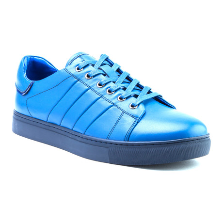 Mitchell Low-Top Sneaker // Blue (US: 8)