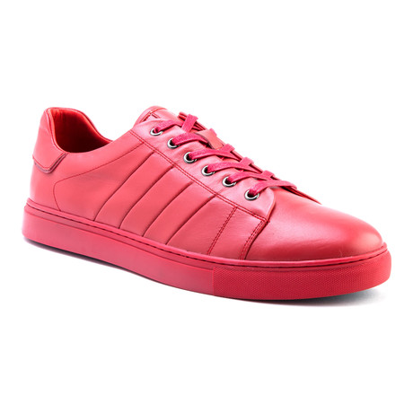 Mitchell Low-Top Sneaker // Red (US: 8)