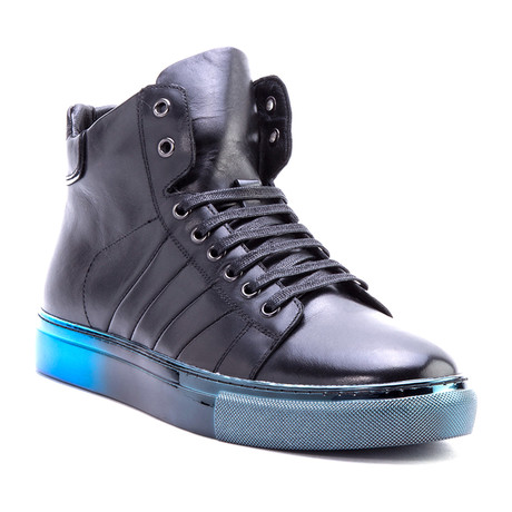 Hunter High-Top Sneaker // Black (US: 8)