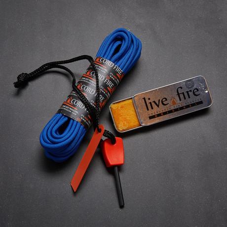Ring O Fire // Royal Blue