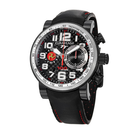 Graham Silverstone TT Automatic// Limited Edition // 2BLUV.B25R