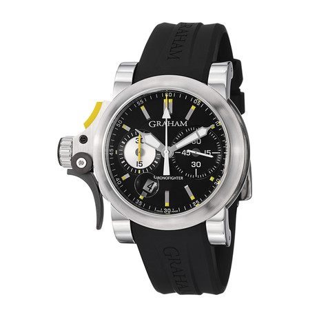 Graham Chronofighter Automatic // 2TRAS.B01A // New