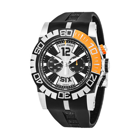 Roger Dubuis Easy Diver Chrono Automatic // SED46-789C0003A // Store Display