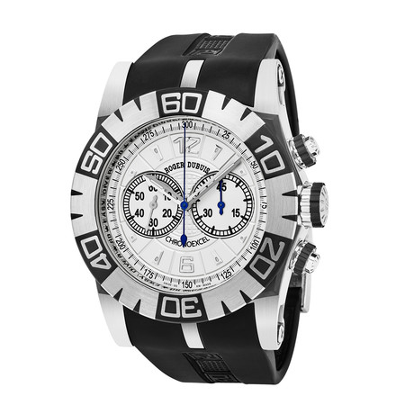 Roger Dubuis Easy Diver Chrono Automatic // SED4678C9.NCPG3 // Store Display