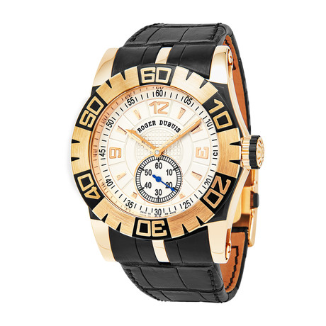 Roger Dubuis Easy Diver Automatic // SED4614C5.NCPG3 // Store Display