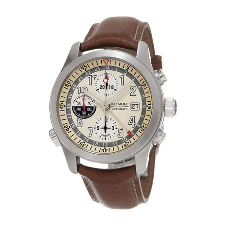 Bremont Zulu Chrono Automatic // ALT1-Z/CR // New