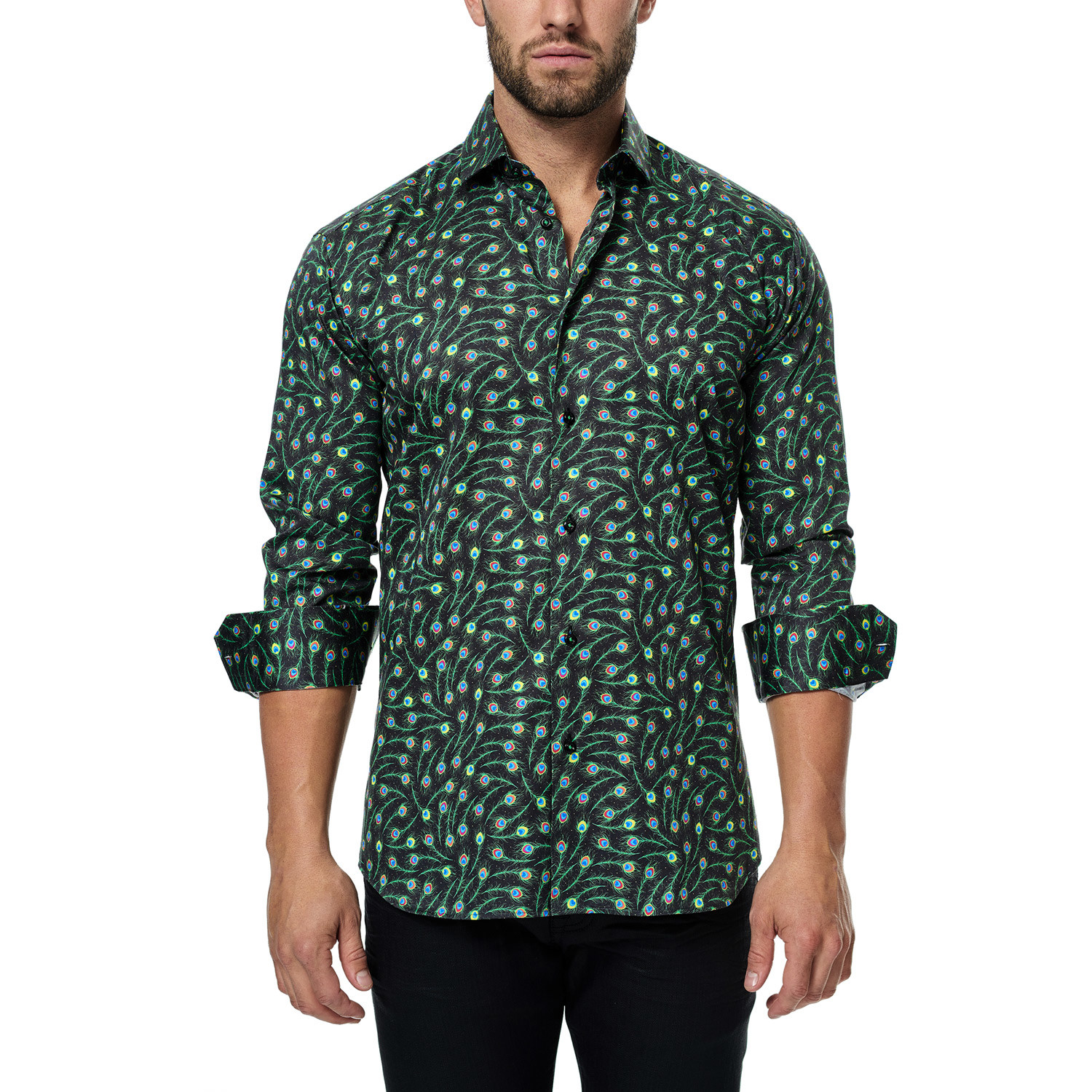 Sharpen your pencils because you're about to be schooled in style by the Lulus Style Education Dark Green Blouse! Sheer woven fabric forms this collarless blouse with a neck tie and full loop button /5(64).