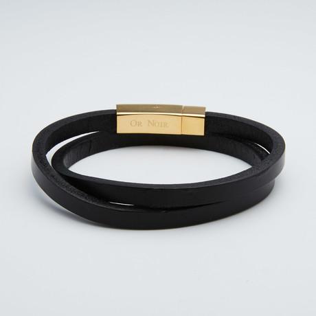 Komodo // Black + Gold