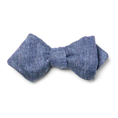 Dirac Bow Tie // Blue