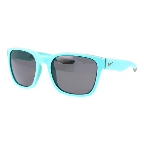 Nike // Men's Recover Sunglasses // Aqua + Gray