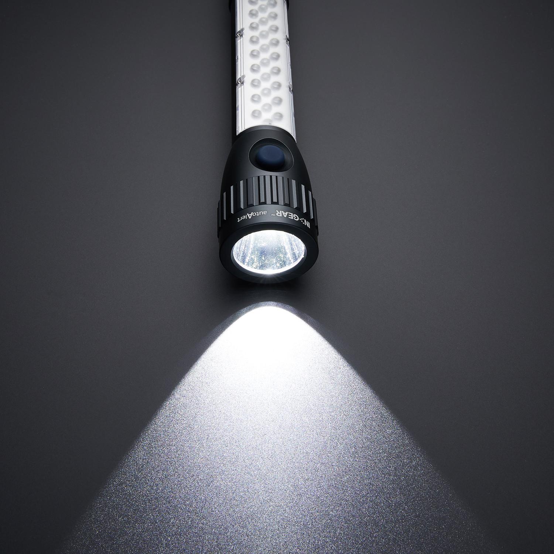 AutoAlert 4-Way Roadside Emergency LED Flashlight - Ingear ...