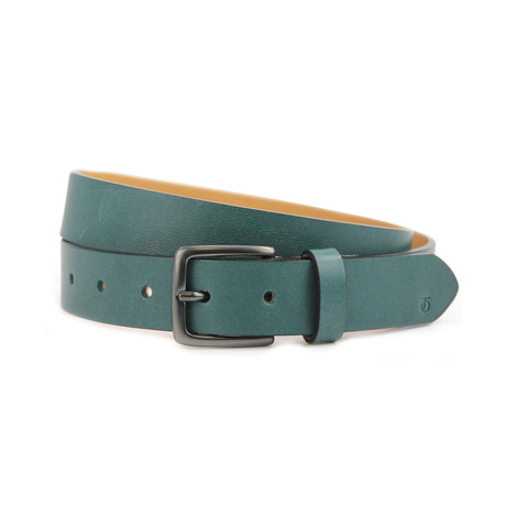 PW Bailey Belt // Green
