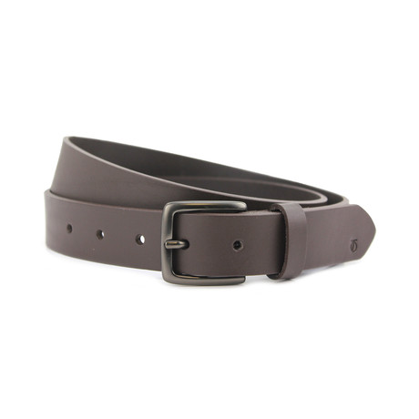 PW Bailey Belt // Brown