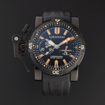Graham Chronofighter Oversize Diver Automatic // 2OVEZ.B02B.K10B // Pre-Owned