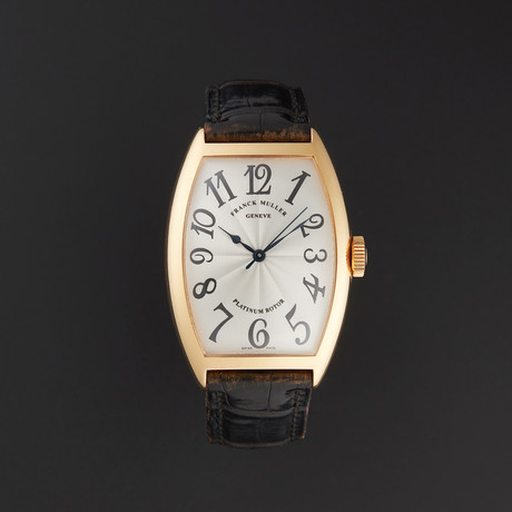 Franck Muller Platinum Rotor Automatic // 5850SC // Pre-Owned