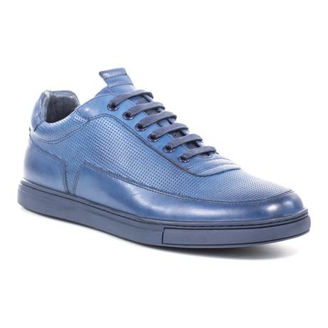 Harmony Low-Top Sneaker // Blue